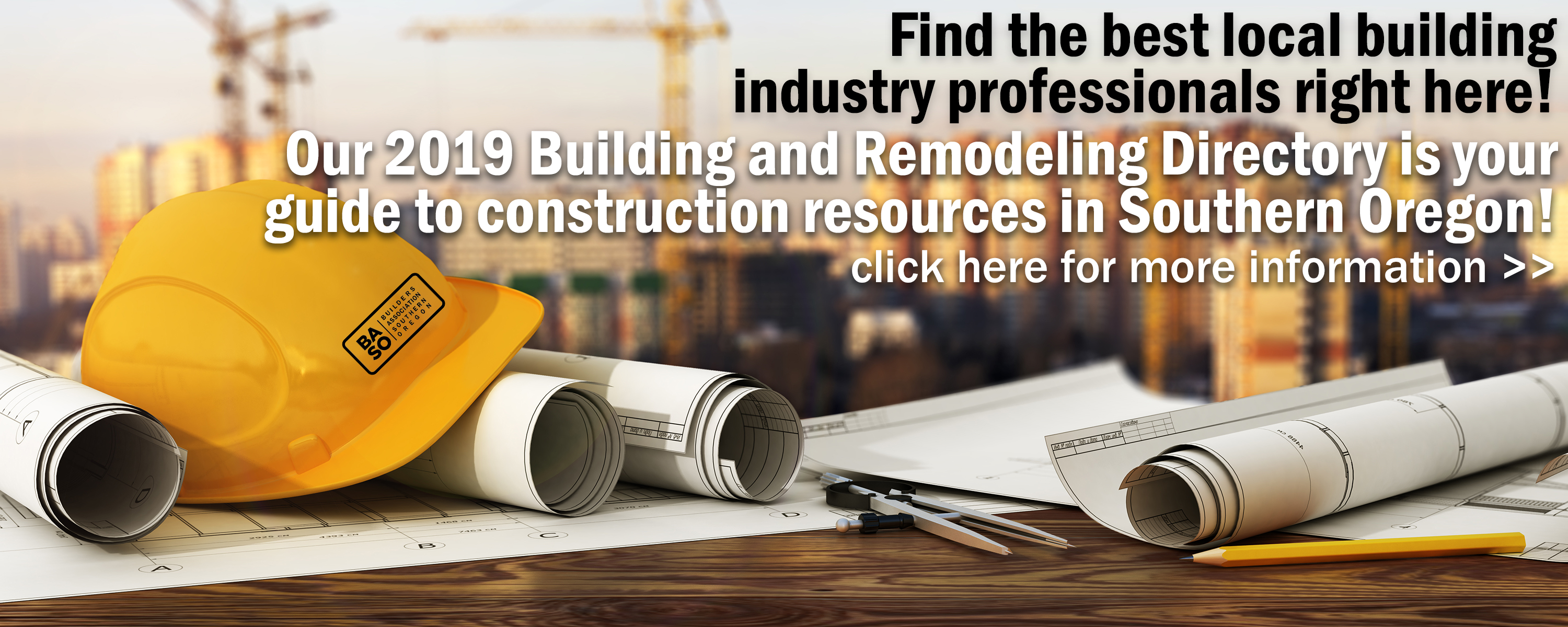 Click here for the Building and Remodeling Directory